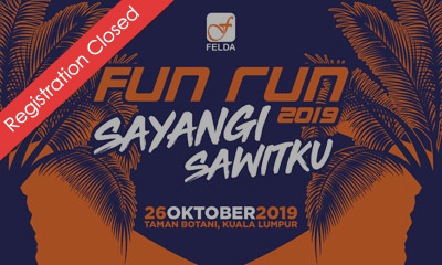 Fun Run Sayangi Sawitku 2019