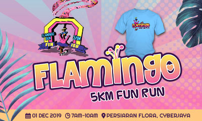 Flamingo Run 5K