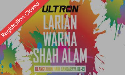 Larian Warna Shah Alam 2019