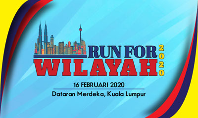 Run For Wilayah 2020