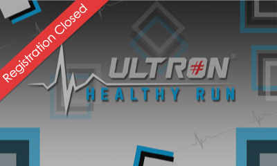 Ultron Healthy Run 2019