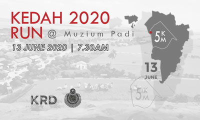 Kedah 2020 Run