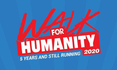 Walk4Humanity 2020