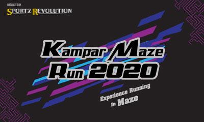 Kampar Maze Run 2020
