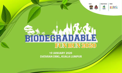 Biodegradable Fun Run 2020
