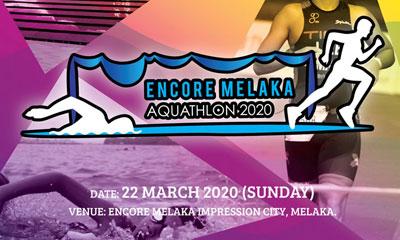 ENCORE Melaka Aquathlon 2020