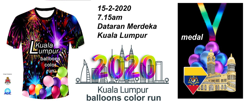Color Run 2020 Dates.Racexasia Kuala Lumpur Balloons Color Run 2020