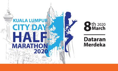 Kuala Lumpur City Day Half Marathon