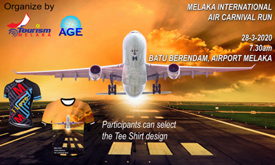 Melaka International Air Carnival Run 2020