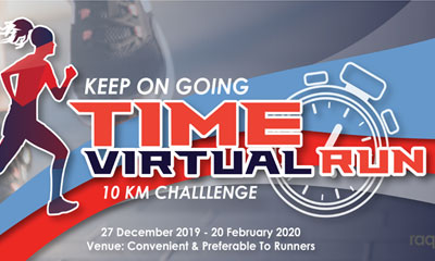 Time Virtual Run