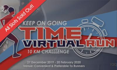 Time Virtual Run