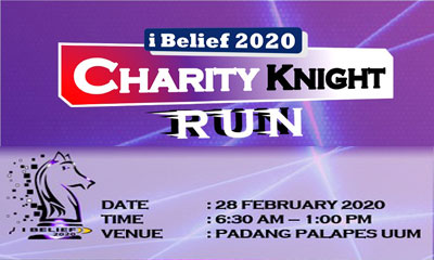 iBelief 2020 Charity Knight Run