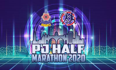PJ Half Marathon 2020