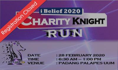 iBelief 2020 Charity Knight Run