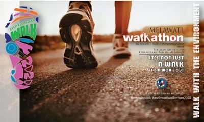 Melawati Walkathon 2020