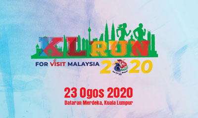 KL Run For Visit Malaysia 2020