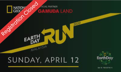 National Geographic Earth Day Run 2020