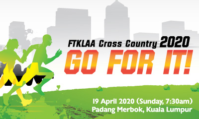 GO FOR IT! FTKLAA Cross Country 2020