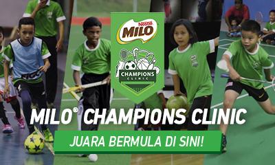MILO Champions Clinic 2020