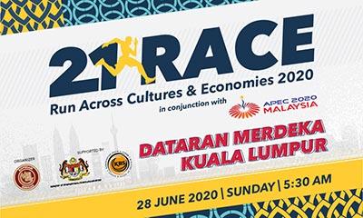 21 Race 2020