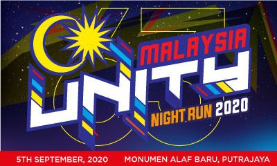 Malaysia Unity Night Run 2020