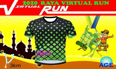 AGE Raya Virtual Run 2020
