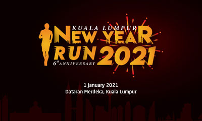 KL New Year Run 2021