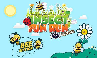 Insect Virtual Fun Run 2020 (Bee Edition)