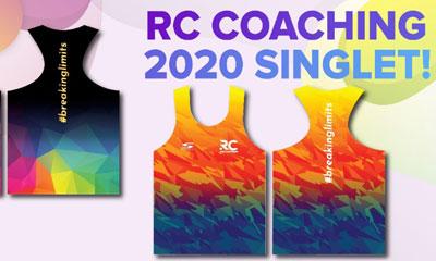 RC Coaching Merchandise (Singlet)