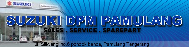 Suzuki DPM Pamulang
