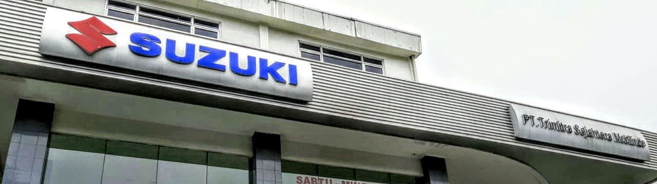 Suzuki TSM Pasar Minggu