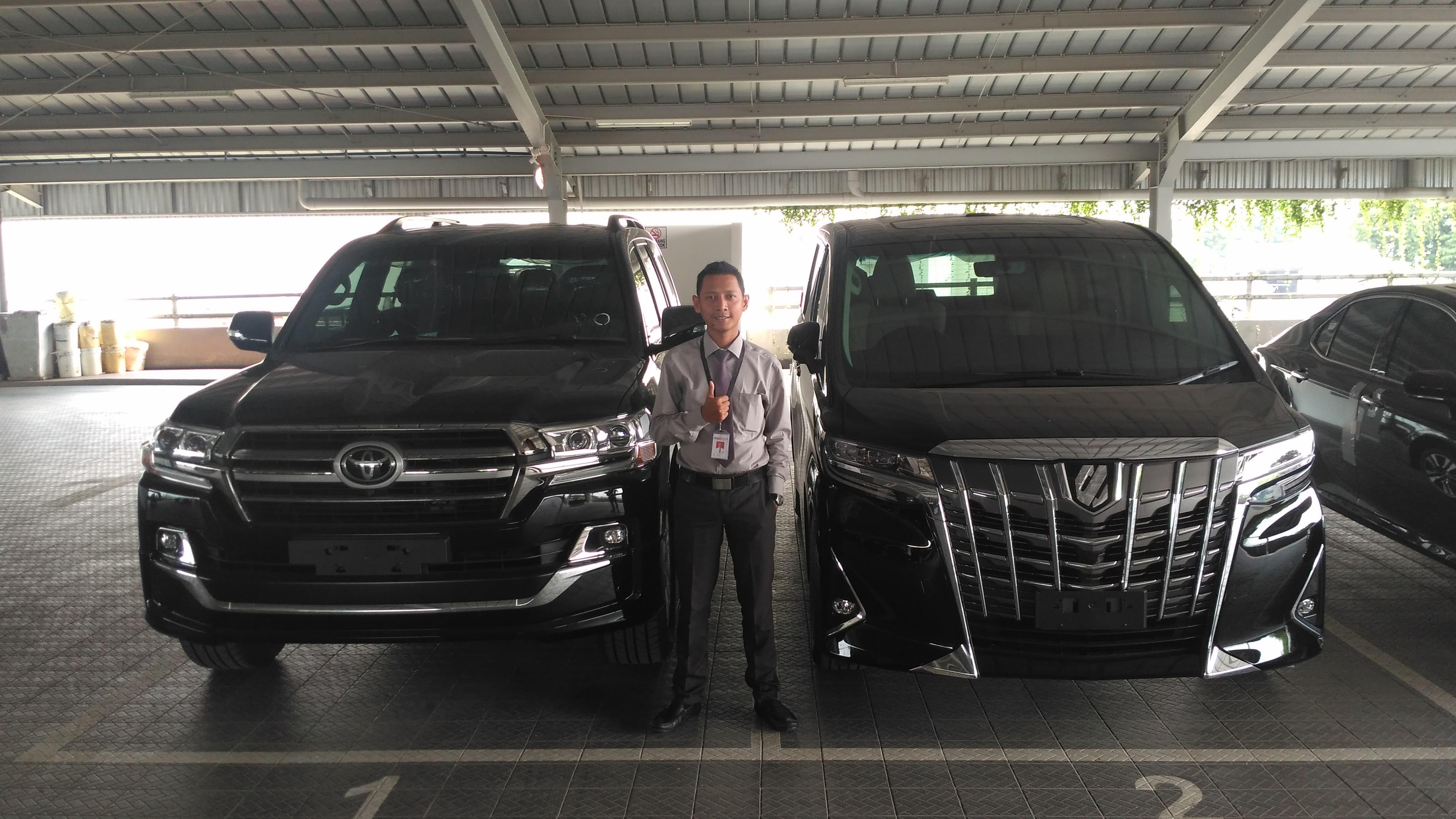 Aditya Suwandi Promo Toyota Terbaik