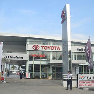 Kalla Toyota Ajatappareng