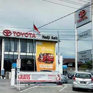 Kalla Toyota Bosowabu