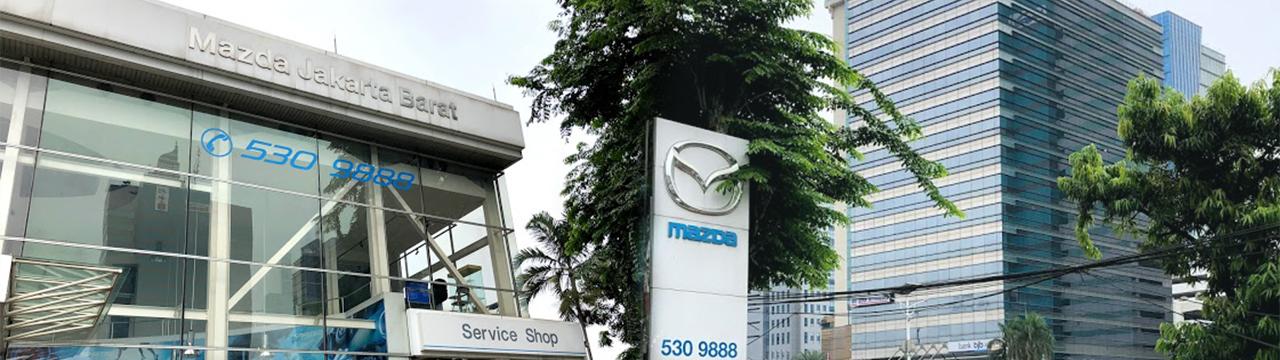 Mazda Jakarta Barat