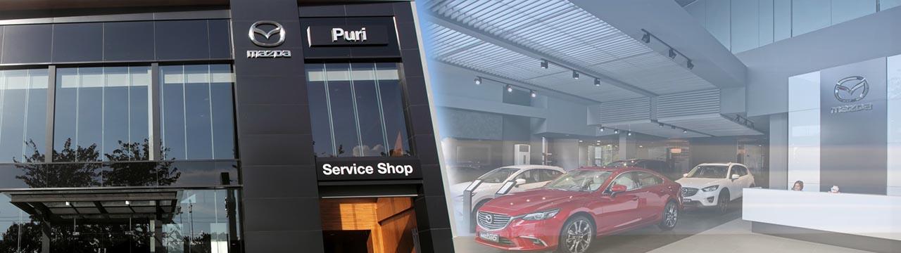 Mazda Puri