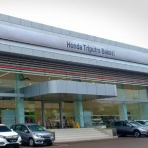 Honda Triputra Bekasi <br> (PT Triputra Arta Mandiri)