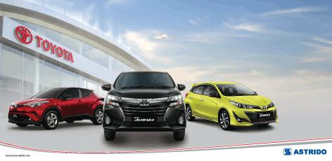 Astrido Toyota Kelapa Gading VSP