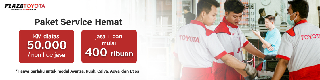 Jadwal Booking Service Plaza Toyota Gading Serpong