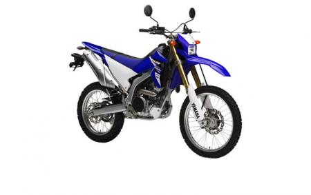 Yamaha WR250 R