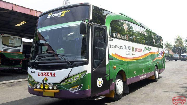 Bogor To Pekanbaru Lorena Bus