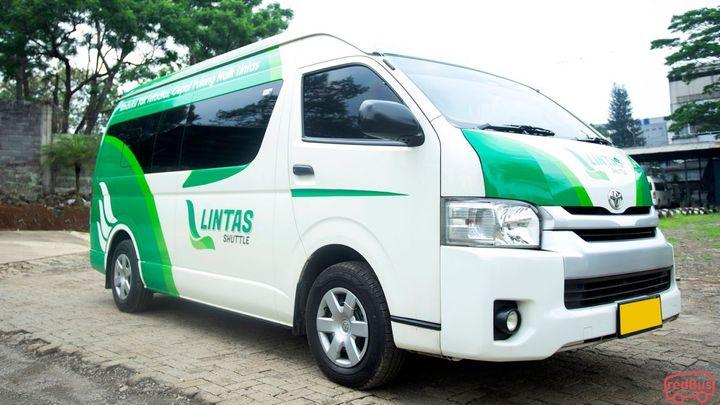 Bandung To Jakarta Lintas Shuttle Bus