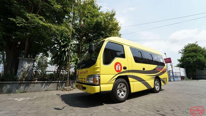 Yogyakarta (jogja) To Kudus Rama Sakti Bus