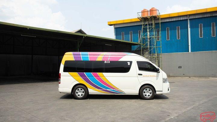Bekasi To Bandung Jackal Holidays Bus