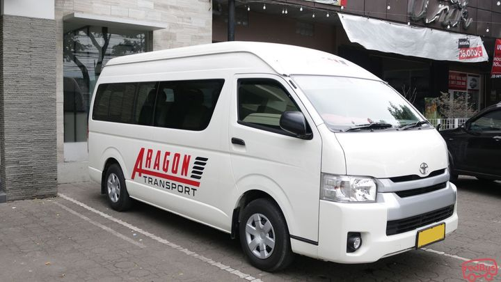 Bandung To Bogor Aragon Shuttle Bus