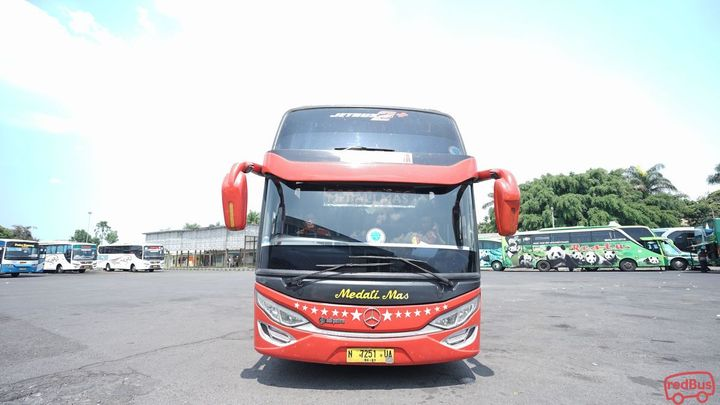 Jakarta To Solo Medali Mas Bus