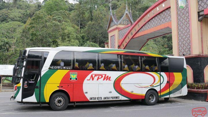 Padang To Kotabumi Pt Naikilah Perusahaan Minang Bus