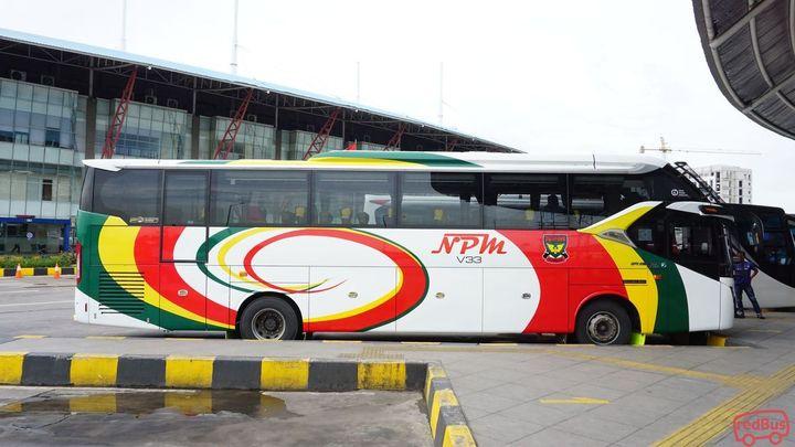 Payakumbuh To Tebing Tinggi Pt Naikilah Perusahaan Minang Bus