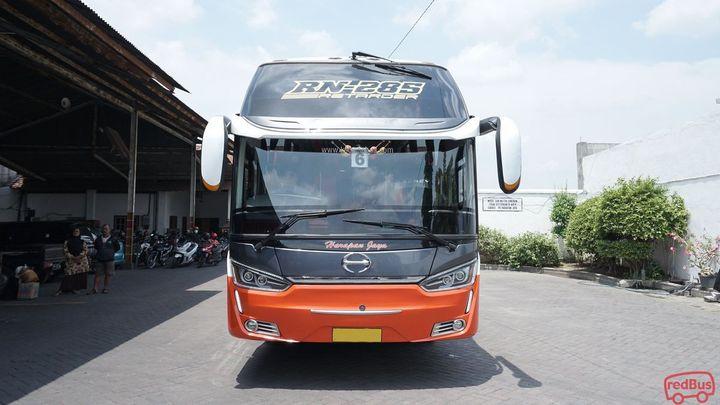 Semarang To Ogan Komering Ulu Harapan Jaya Bus