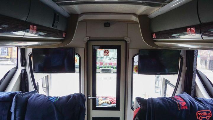 Payakumbuh To Bandung Mpm Bus